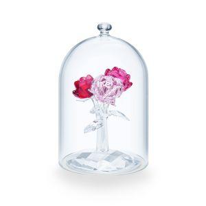 Swarovski Crystal Rose Bouquet