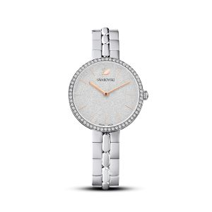 Swarovski Cosmopolitan Watch Metal Bracelet - White - Stainless Steel