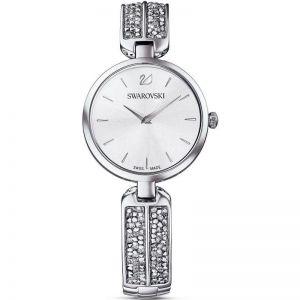 Swarovski Dream Rock Watch - Metal Bracelet - Stainless Steel