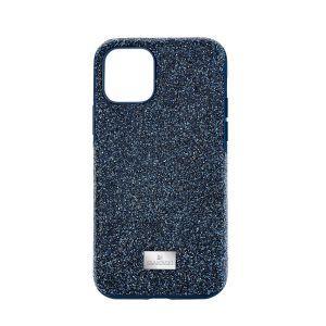 Swarovski High Smartphone Case, iPhone 11 Pro, Blue