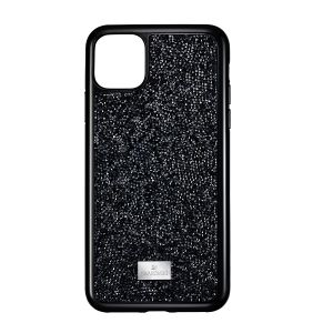 Swarovski Glam Rock Smartphone Case, iPhone 11 Pro Max, Black