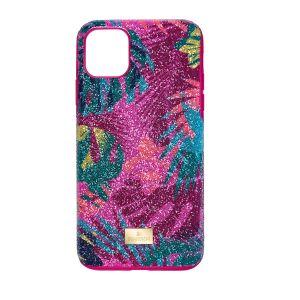 Swarovski Tropical Smartphone Case - Pink - iPhone 11 Pro Max