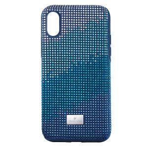Swarovski Anniversary High Smartphone Case - Blue - iPhone XS Max