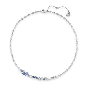 Swarovski Anniversary Louison Necklace 2020 - Blue and White