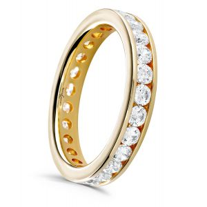 Brown & Newirth 'Captivate' Full Eternity Ring