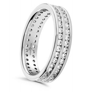 Brown & Newirth 'Belgravia' Full Eternity Ring