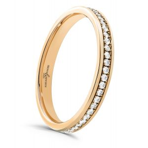Brown & Newirth 'Eternal' Full Eternity Ring