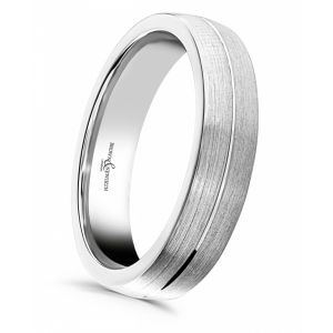 Brown & Newirth 'Eridanus' Wedding Band, For Him