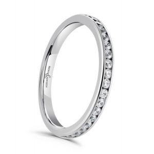 Brown & Newirth 'Selene' Full Eternity Ring
