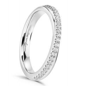 Brown & Newirth 'Elsa' Wedding Band