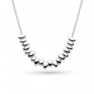Kit Heath Coast Tumble Multi Pebble Necklace