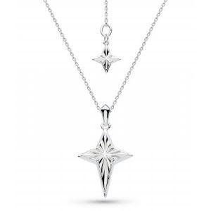 Kit Heath Empire Astoria Star Cross Necklace