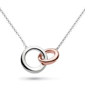 Kit Heath Bevel Cirque Link Rose Gold Toggle Bracelet 7187RG024