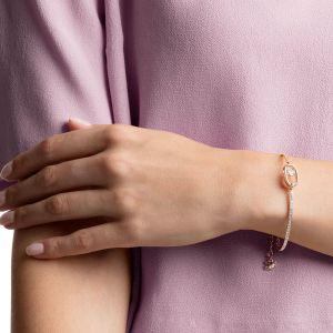 Swarovski North Rose Gold Plated Bracelet