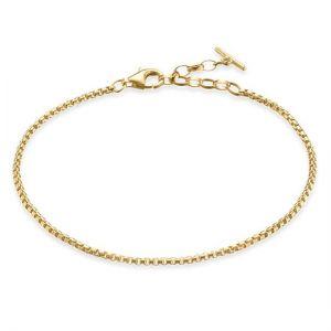 Thomas Sabo Classic Bracelet Gold Tone