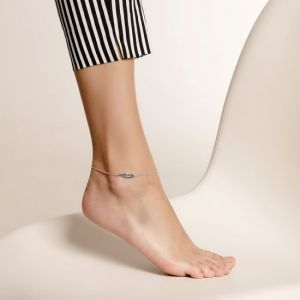 Thomas Sabo Feather Anklet