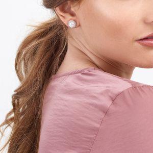Jersey Pearl Amberley Cluster Earrings