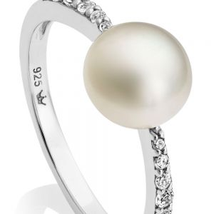 Jersey Pearl Amberley Ring