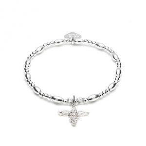 Annie Haak Biji Tassel Charm Bracelet