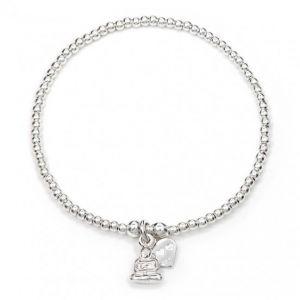 Annie Haak Santeenie Silver Buddha Bracelet
