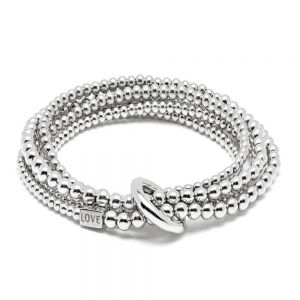 Annie Haak Yard of Love Silver Bracelet