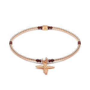 Annie Haak Chico Rose Gold Charm Bracelet