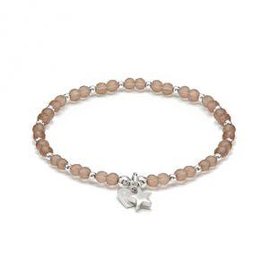 Annie Haak Cosmic Star Silver Charm Bracelet