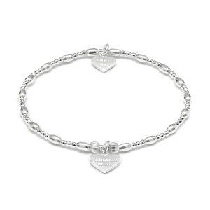 Annie Haak Motherhood Silver Charm Bracelet – Fabulous Mum