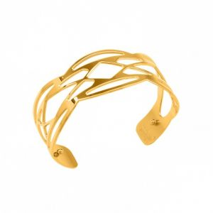 Les Georgettes Apache 14mm Gold Finish Bracelet