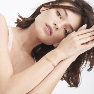 Ania Haie Links Double Bracelet, Gold
