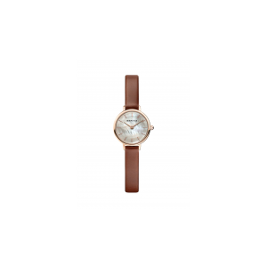 Bering Ladies Polished Goldtone Classic Watch