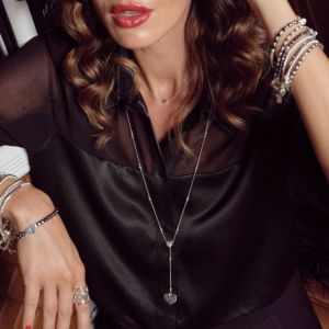 Annie Haak Capri Silver Necklace