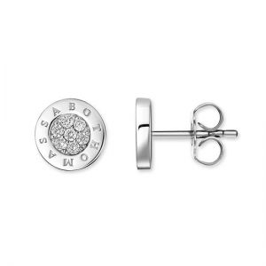 Thomas Sabo Classic Pave Diamond Ear Studs