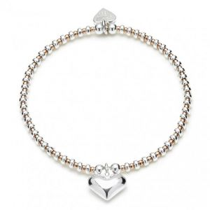 Annie Haak Cuori Silver Charm Bracelet