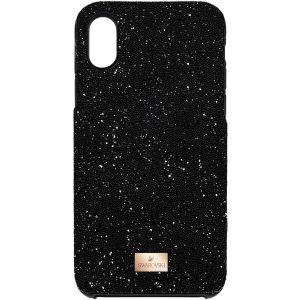 Swarovski High Smartphone Case with Bumper,  iPhone® X/XS Max, Black