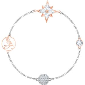 Swarovski Remix Collection Star Strand, Multi-coloured, Mixed Plating