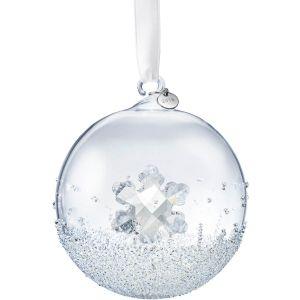 Swarovski Crystal Ball Ornament, Annual Edition 2019