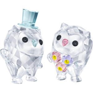 Swarovski Crystal Hoot - We Are In Love