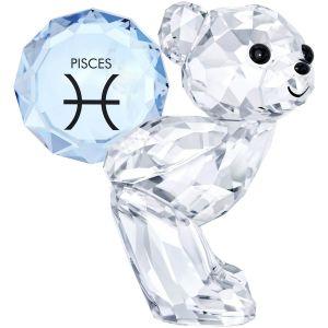 Swarovski Crystal Kris Bear - Pisces