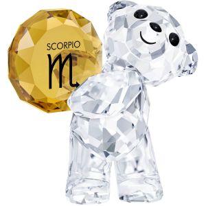 Swarovski Crystal Kris Bear - Scorpio