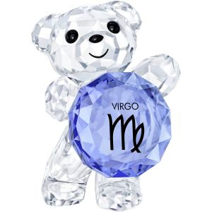 Swarovski Crystal Kris Bear - Virgo