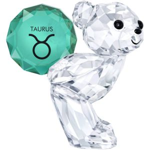 Swarovski Crystal Kris Bear - Taurus