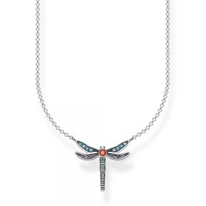 Thomas Sabo Necklace, Dragonfly Small