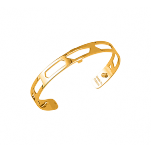 Les Georgettes Girafe 8mm Gold Finish Bangle
