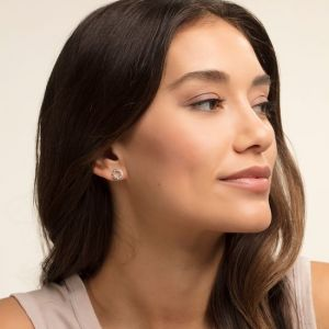 Thomas Sabo Glam and Soul 'Circles Together' Ear Studs
