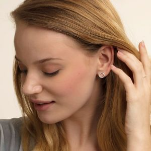 Thomas Sabo Glam and Soul 'Circles Large' Ear Studs