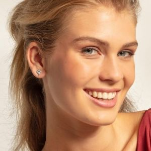 Thomas Sabo Royalty Gold Ear Studs H2024-959-7
