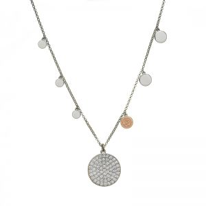 House of Lor Multi Disc Necklet