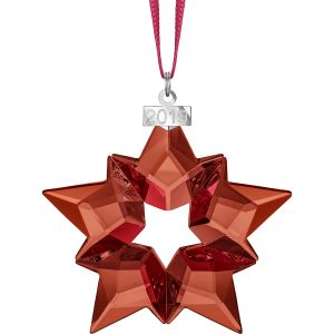 Swarovski Crystal Holiday Ornament, A.E. 2019