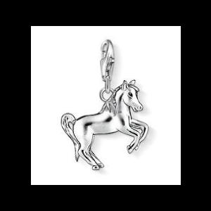 Thomas Sabo Charm Pendant, Silver Horse